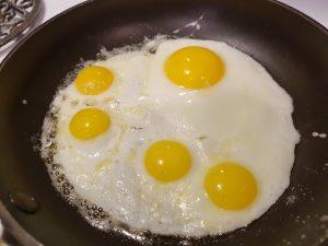 quail eggs vs large eggs