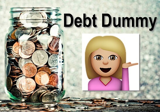 debt dummy logo