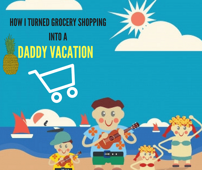 How I Turned Grocery Shopping Into A Daddy Vacation : The Grocery Game Challenge 2017 #3 July 17-23