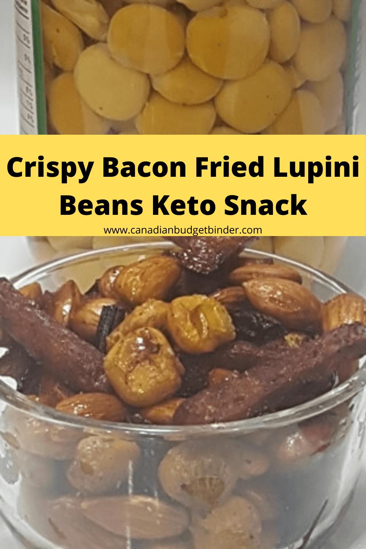 Keto Snack Lupini Beans