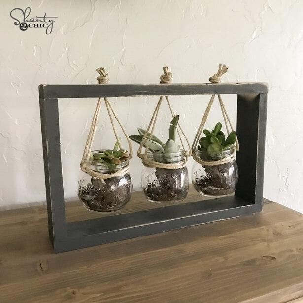 DIY-Succulent-Frame