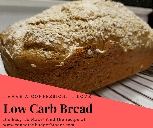 The Best and Easiest Low Carb Bread 11
