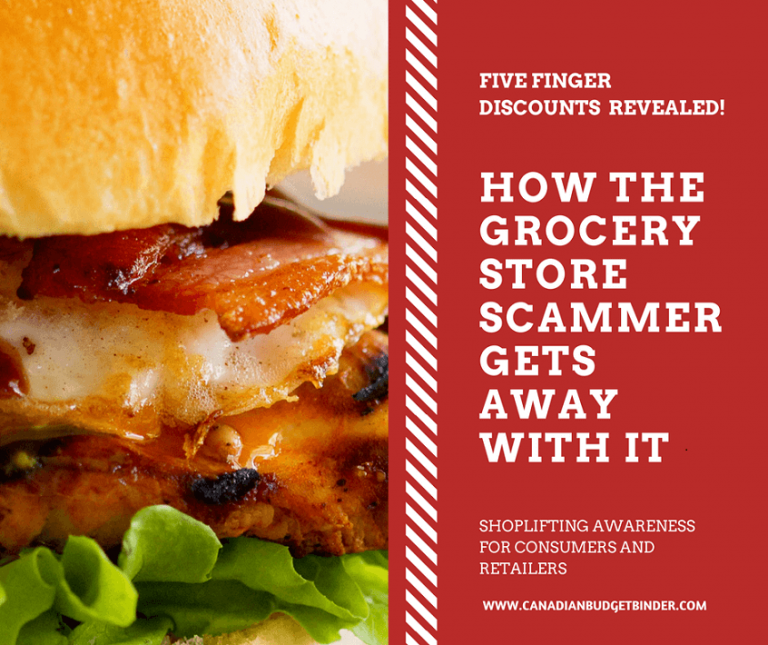 How A Grocery Store Scammer Gets Away With It : The Grocery Game Challenge 2017 #3 Sept 18-24