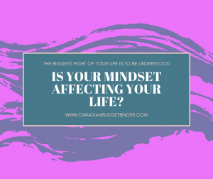 IS YOUR MINDSET AFFECTING YOUR LIFE FB