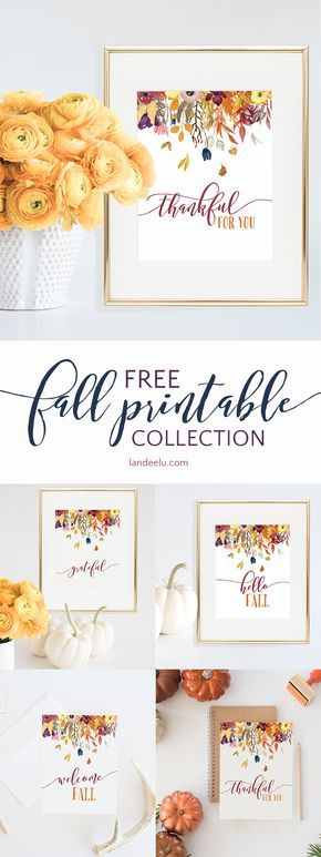 free fall printable collection landylu