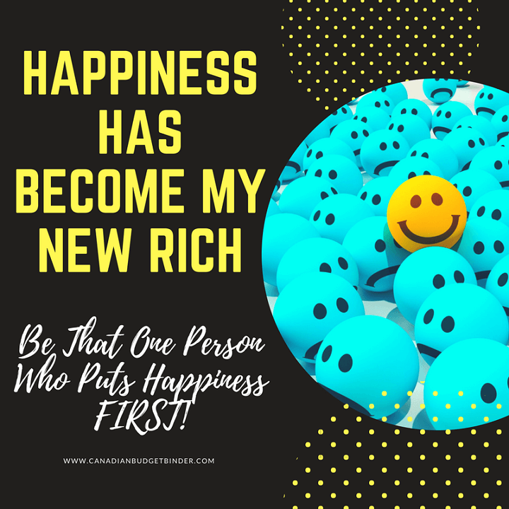 Happiness Has Become My New Rich : Net Worth Update June-Aug 2017 (+0.43%)