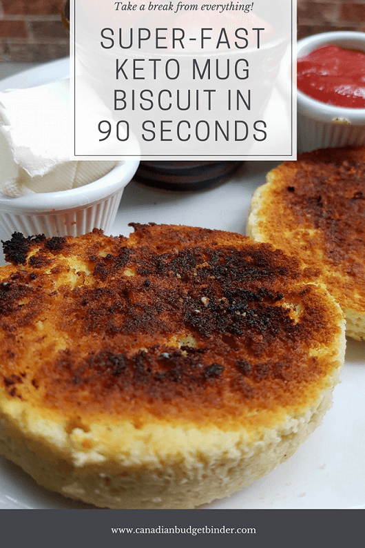 keto mug biscuit 90 seconds 1 PINTEREST