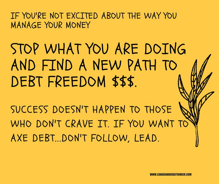 debt freedom quote