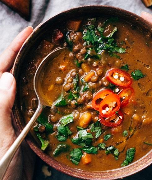 Winter-Detox Morrocan Soup