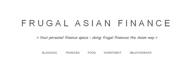 frugal asian finance