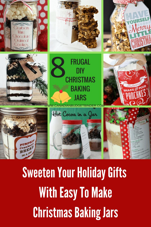 Christmas Baking Gifts