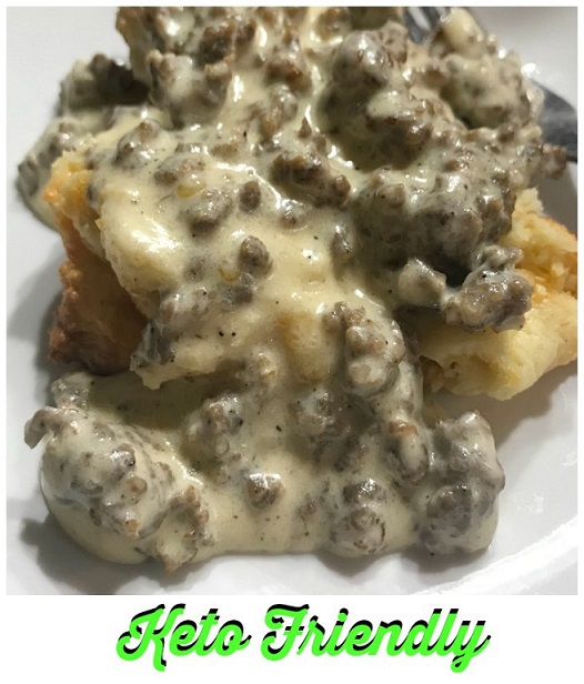 Keto-Sausage-Biscuits-and-Gravy-Recipe-FB