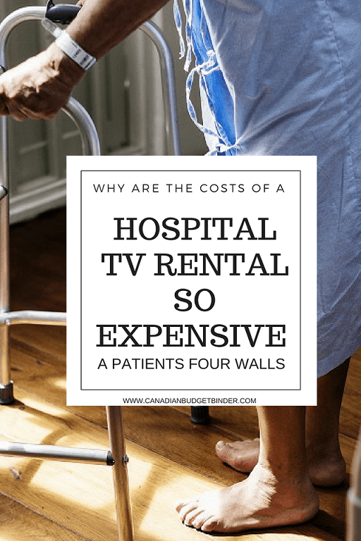 Why Are Hospital TV Rental Costs So Expensive?