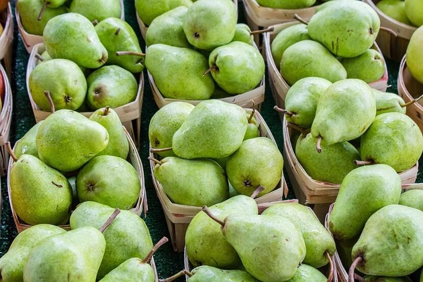 ontario pears