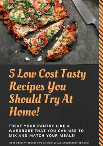 tasty recipes you should try at home