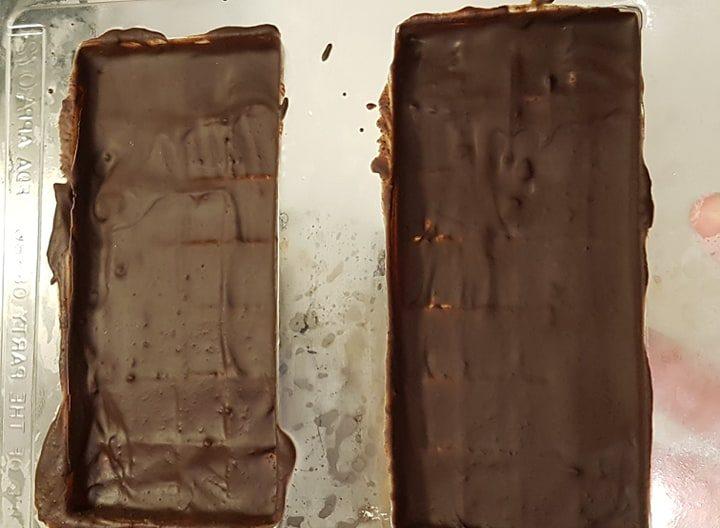 keto chocolate bar mould