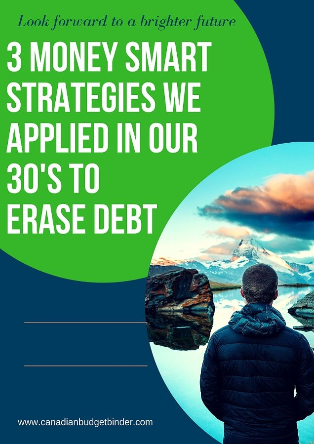 3 Money Smart Strategies We Applied In Our 30's To Erase Debt