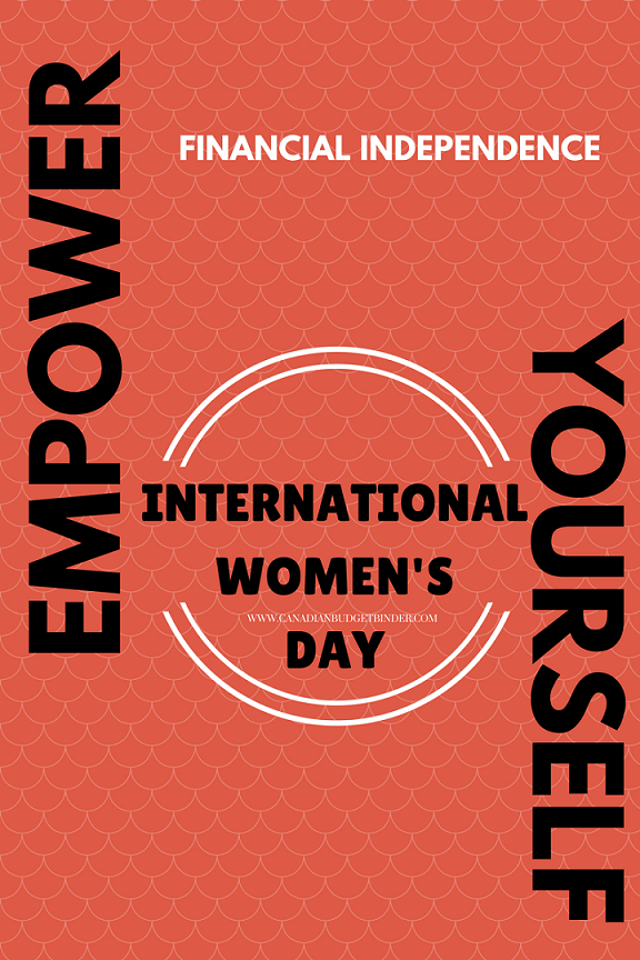financial empowerment tips International women's day