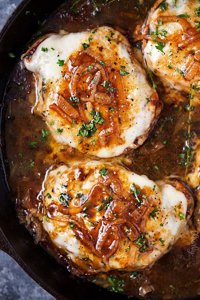 One-Pan-Smothered-French-Onion-Pork-Chops-6