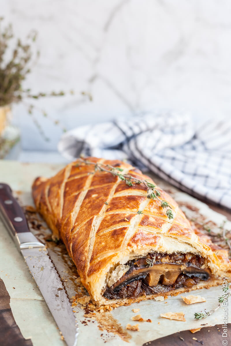 Vegan-Mushroom-Wellington-recipe