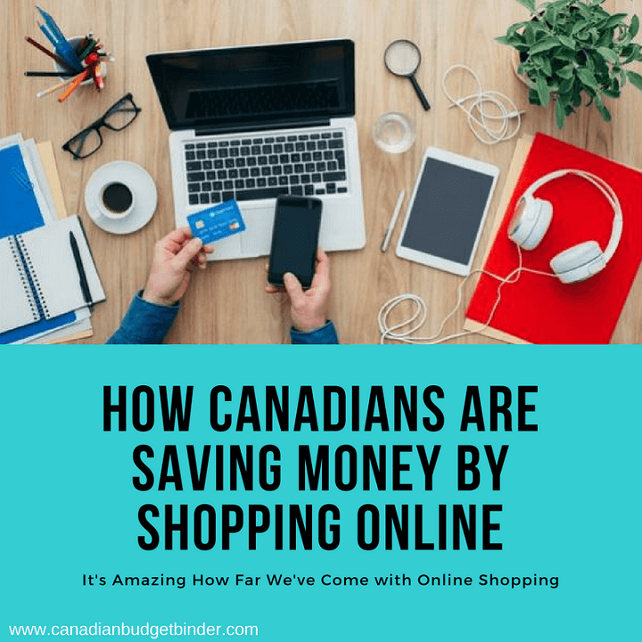 How Canadians Are Saving Money By Online Shopping : The Saturday Weekend Review #253