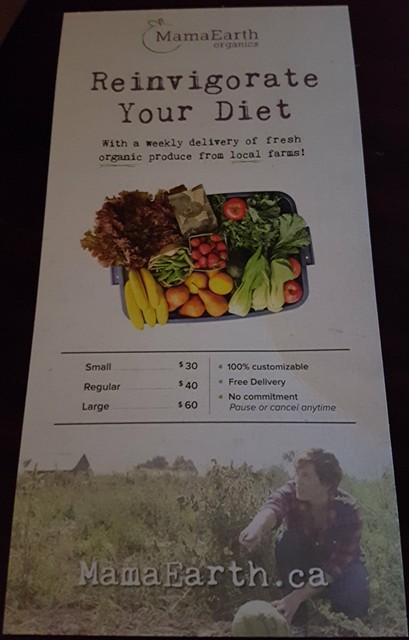 mama earth organic food delivery Ontario