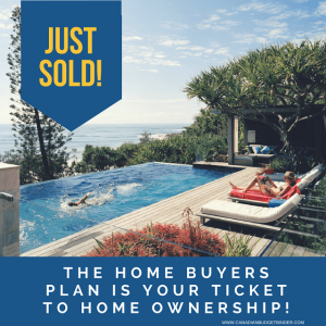 the home buyes plan is your ticket to home ownership
