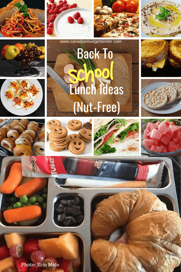 Simple Back To School Lunch Ideas For Every Budget