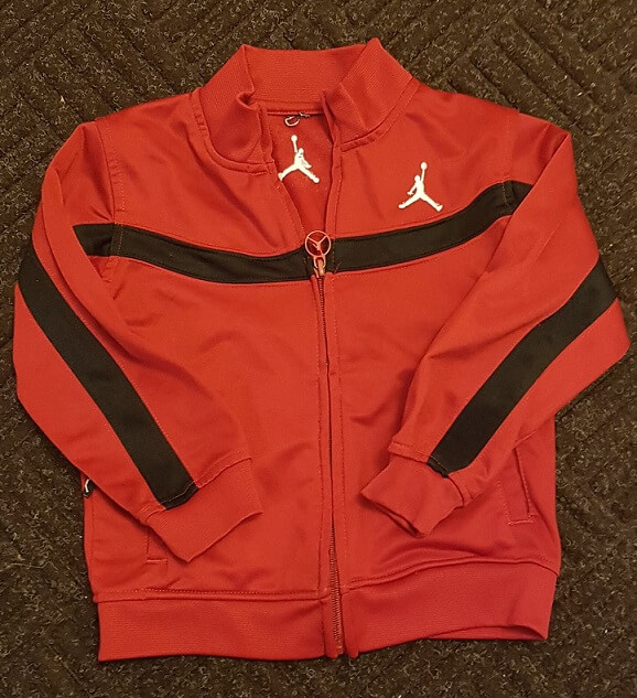 puma jacket children's clothing