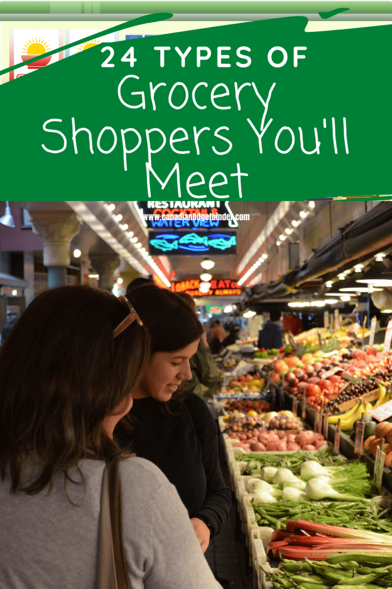 24 Types Of Grocery Shoppers You Will Meet