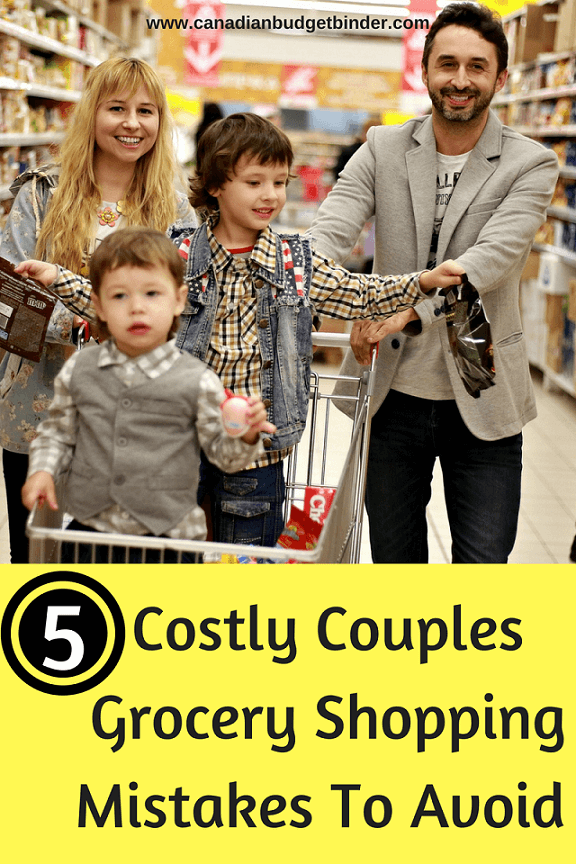 Costly Couples Grocery Shopping Mistakes To Avoid-1