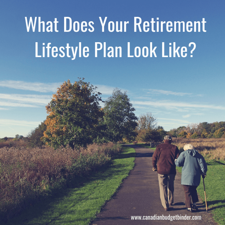 What Does Your Retirement Lifestyle Plan Look Like?