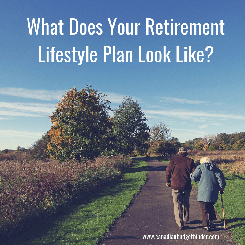 What Does Your Retirement Lifestyle Plan Look Like