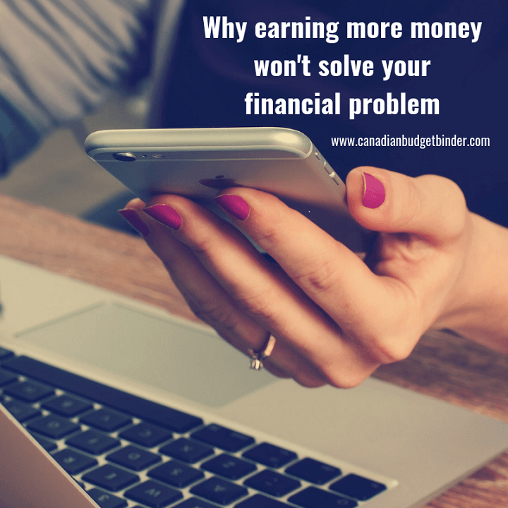 Why Earning More Money Won't Solve Your Financial Problem : August 2018 Net Worth Update (+$6986.97)