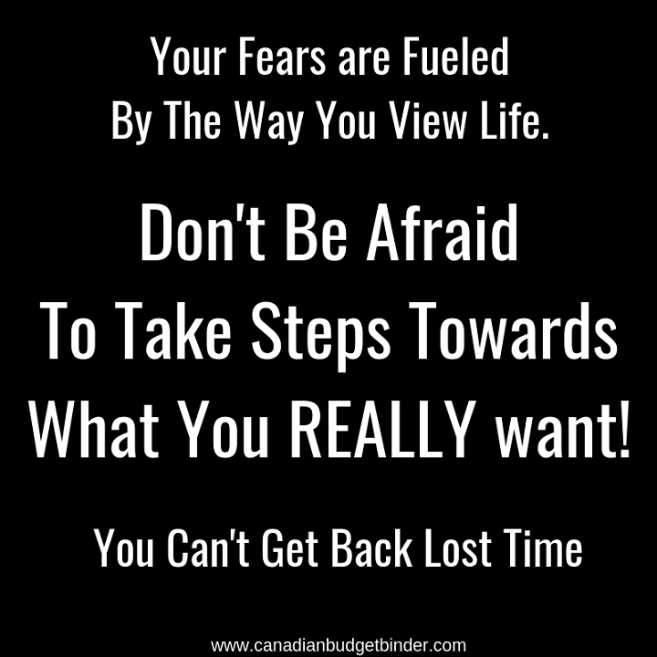 Your Fears are Fueled By The Way You See Life. quoteYour Fears are Fueled By The Way You See Life. quote
