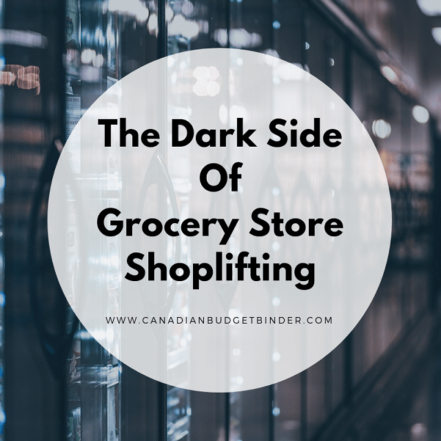 The Dark Side Of Grocery Store Shoplifting