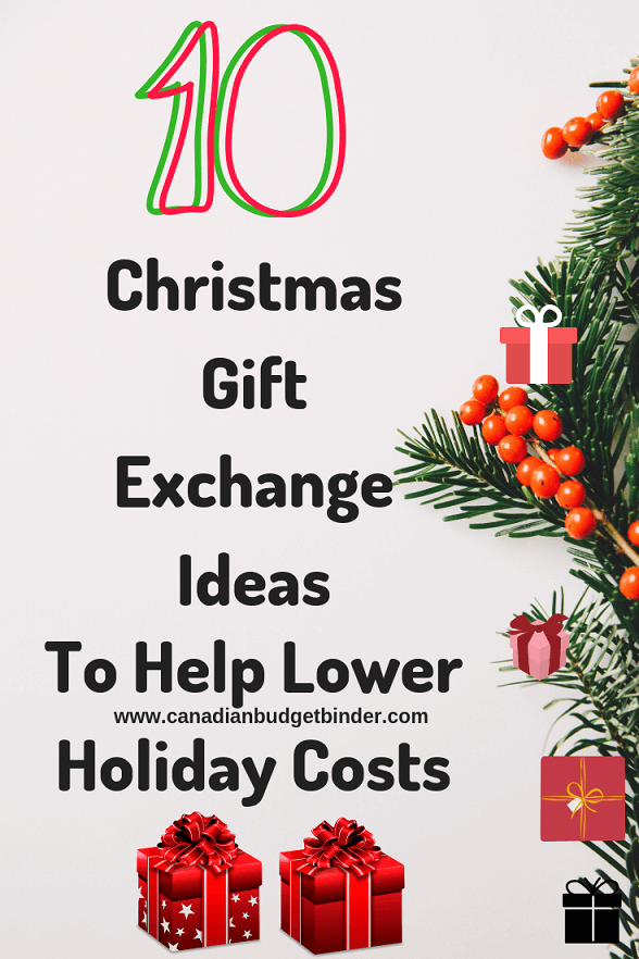 10 Christmas Gift Exchange Ideas To Help Lower Holiday ...