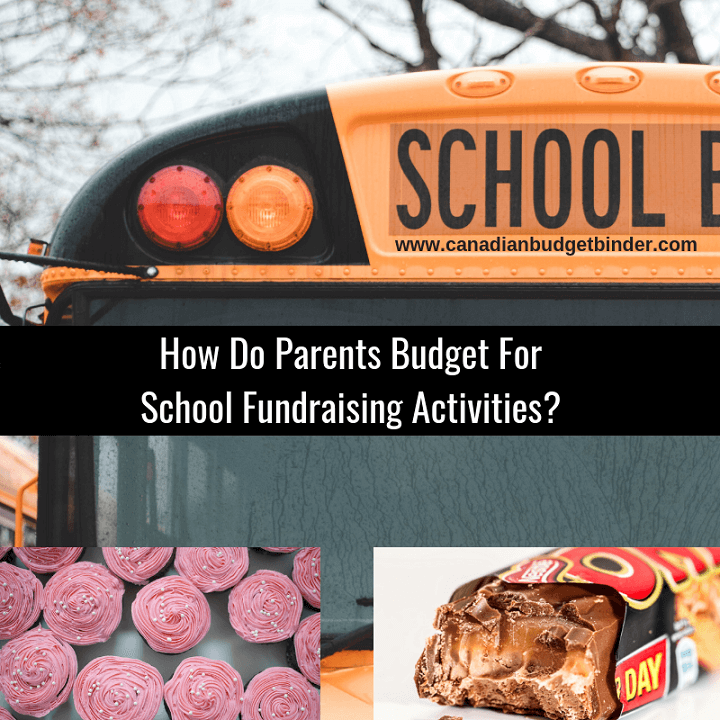 How Do Parents Budget For School Fundraising Activities? : October 2018 Budget Update