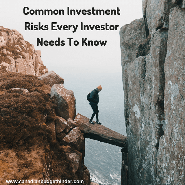 Common Investment Risks Every Investor Needs To Know