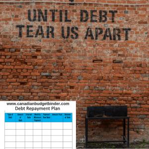 Your Debt Repayment Plan Starts Now!