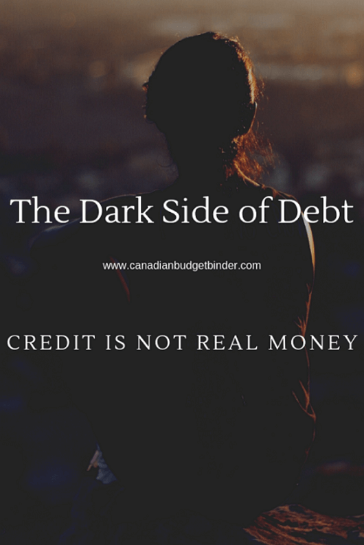 Credit Is Not Real Money Or Back Up Cash : The Saturday Weekend Review #272