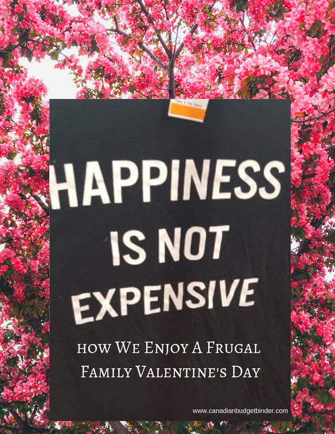 Frugal family valentine's day activities