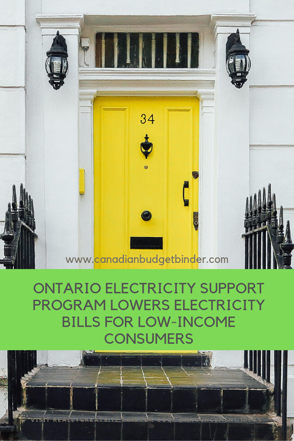 Ontario Electricity Support Program Lowers Electricity Bills For Low-Income Consumers