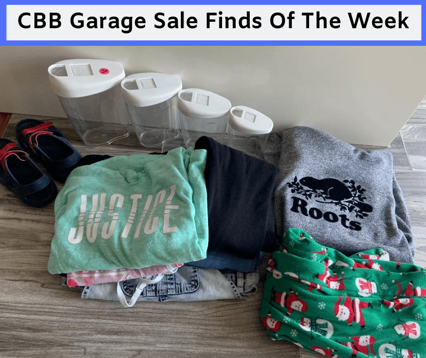CBB Garage Sale Finds Of The Week July 13