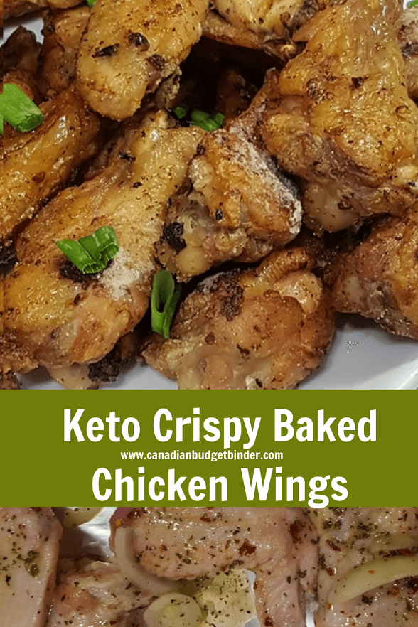 Crispy Baked Chicken Wings-4