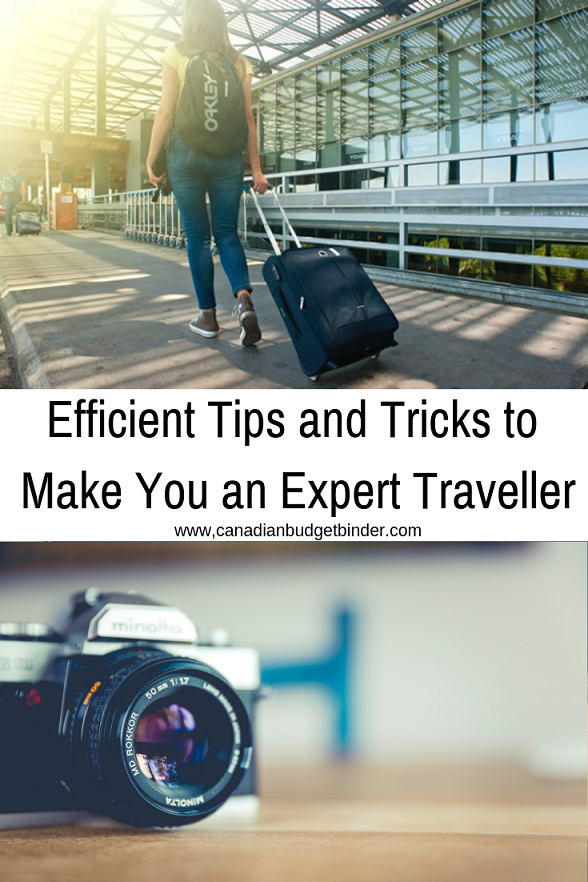 expert traveller advice