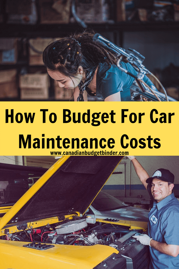 How To Budget For Car Maintenance Costs