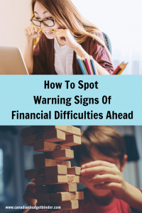 Financial Difficulty