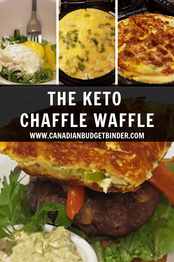 Simple Keto Chaffle Waffles 10 Ways
