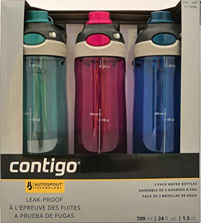 Kindergarten Contigo Water Bottles